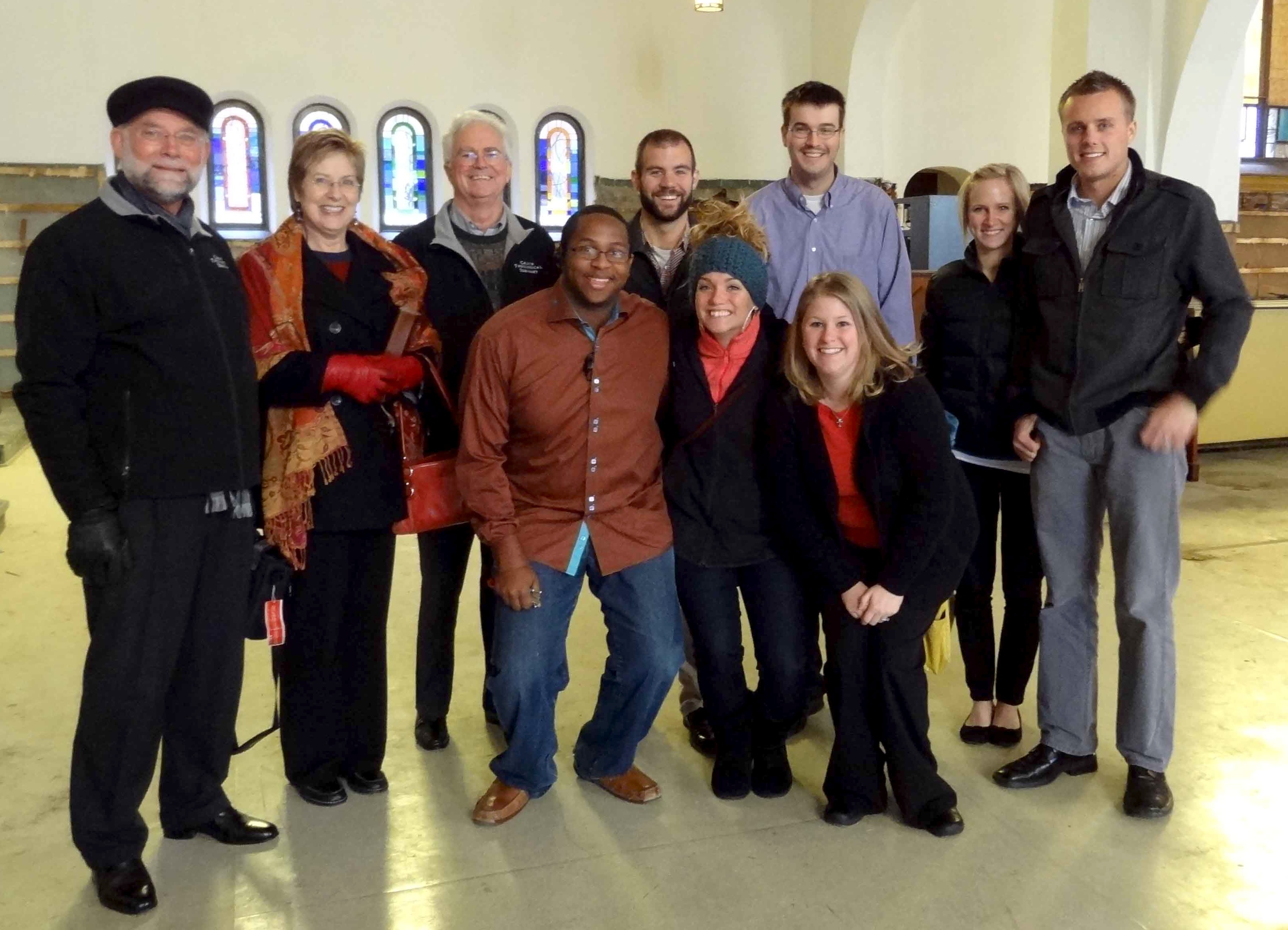 New Life at Citadel of Faith in Detroit